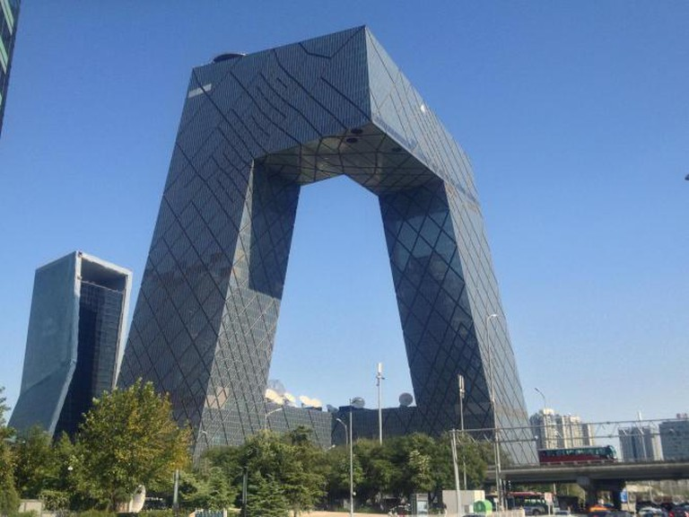 CCTV Building © Josh Mogerman/Flickr