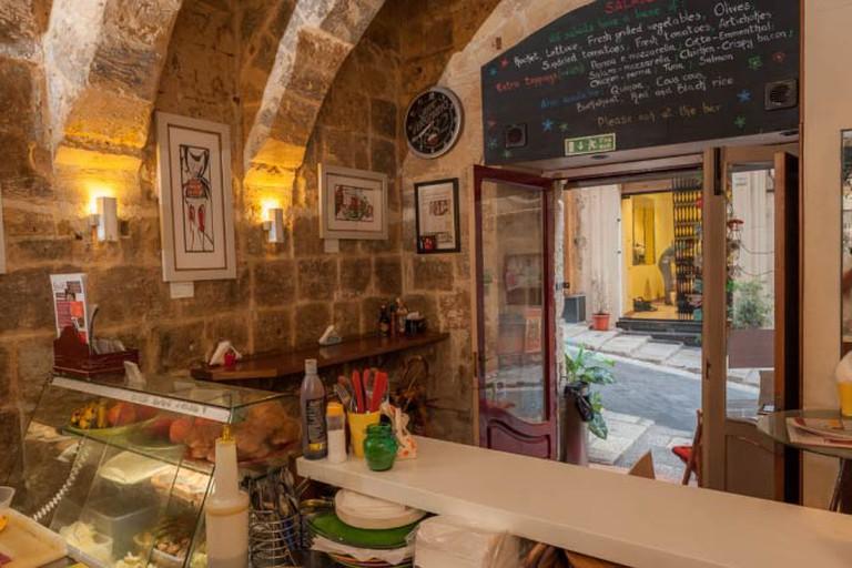 Piadina Caffe interior