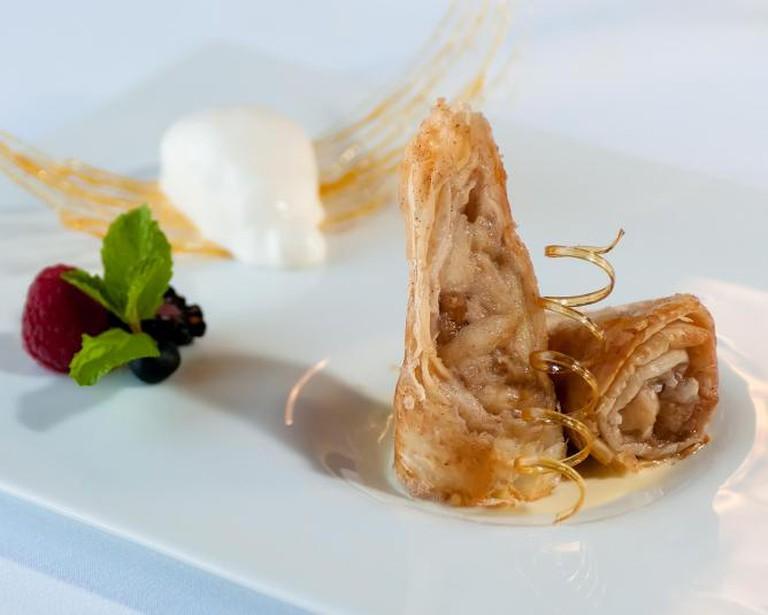 Food at Villa Mozart | © Courtesy of Villa Mozart, Reem Arbid