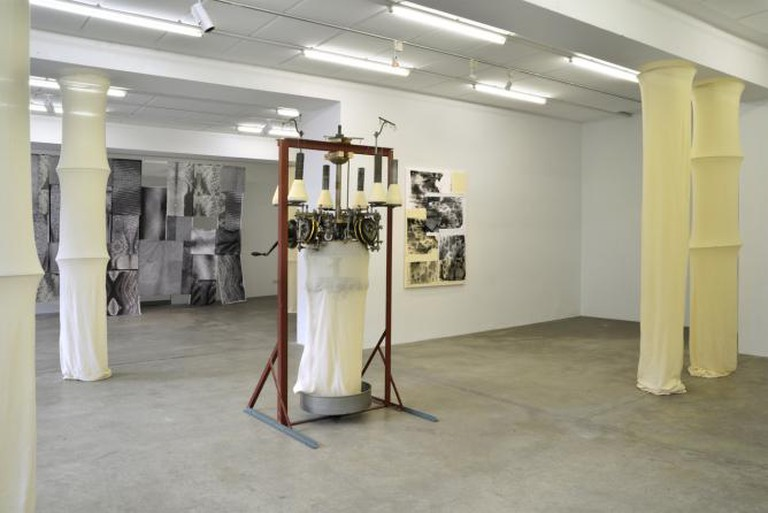 Christian Mayer Installation View