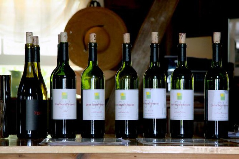 shinn vineyard wine