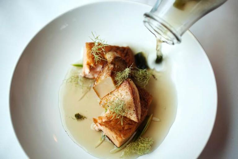 Seasonal dish | Courtesy of Restaurant Beck