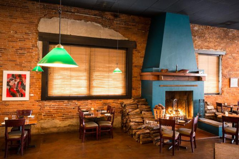 Dining room | Courtesy of Sybaris Bistro