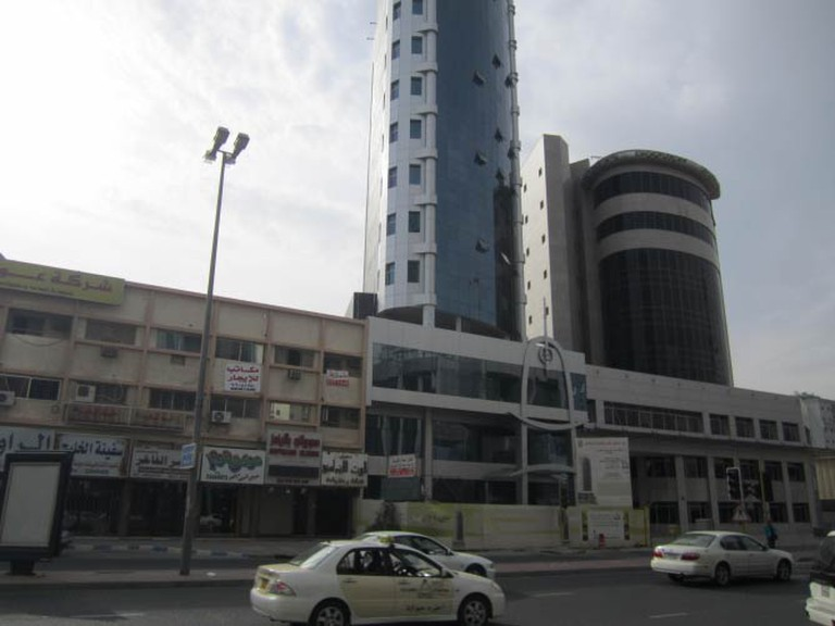 [two new commercial buildings - Hawalli]