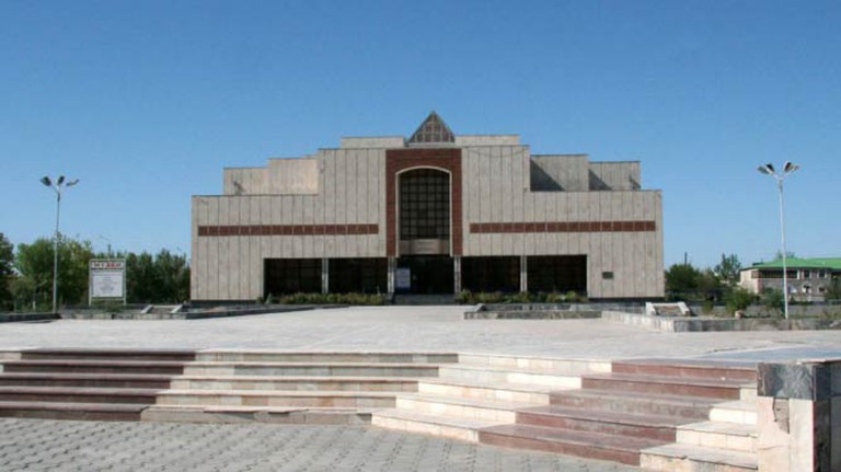 Nukus Museum | © ChanOJ/WikimediaCommons