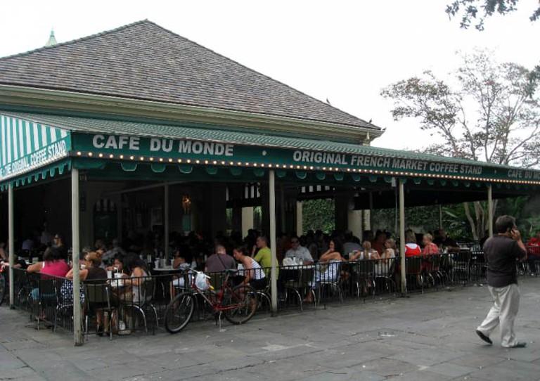 Café Du Monde © Jared | Flickr