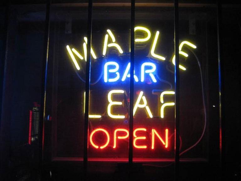 Maple Leaf Bar | © Infrogmation/WikiCommons