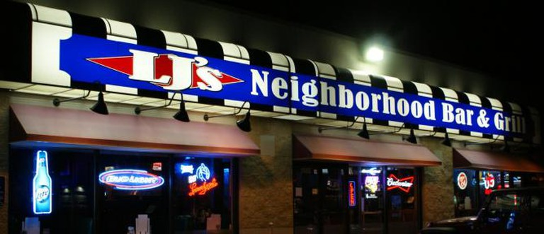 © LJ's Bar and Grill
