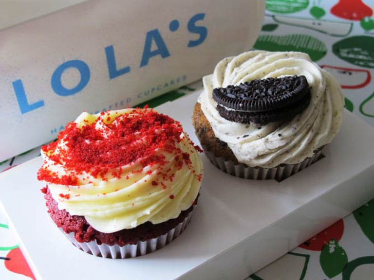 A Creative Commons image: Lola's Cupcakes | © wwny/Flickr