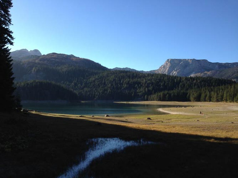 Durmitor's Black Lake