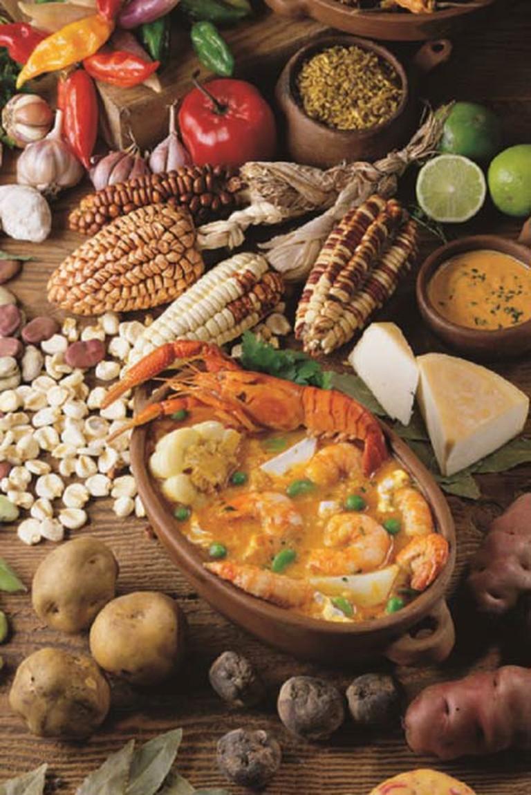 Chupe de Camarones I © Ambiental Turismo/Flickr