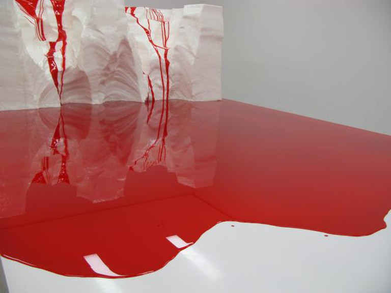 Taro Shinoda, Model of Oblivion, Mori Art Museum 2010 | © tomo nosi/Flickr