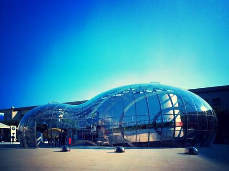 BMW Bubble | © Franken Architekten/Courtesy of Estruturas Fabricadas por Printers 3D