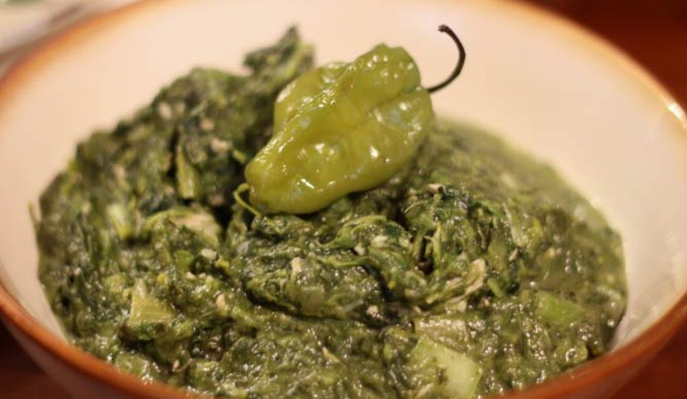 Callaloo © Shiv/flickr