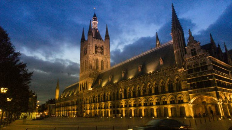 Ypres Cloth Hall | © Acuration/WikiCommons