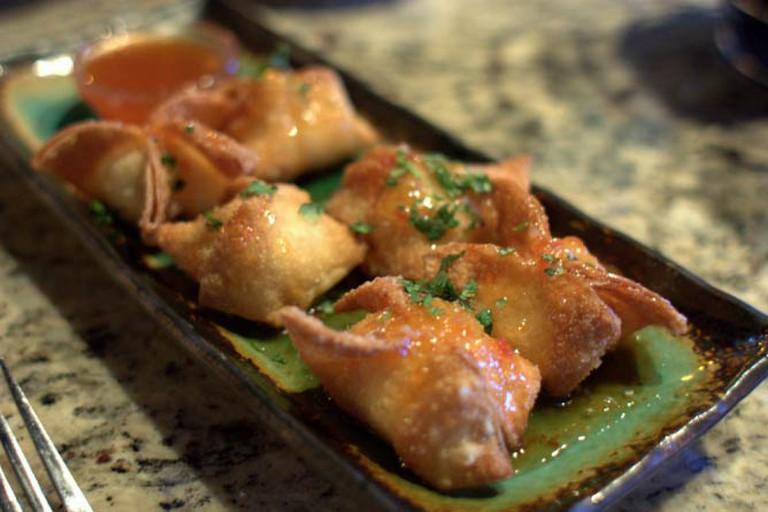 Lobster Rangoon at the Bonefish Grill © Krista/Flickr