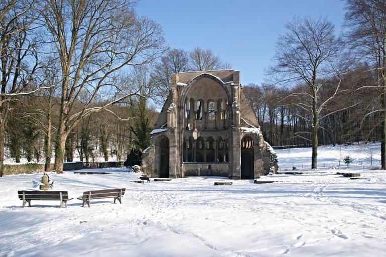 Heisterbach Abbey | WikiCommons/Tohma