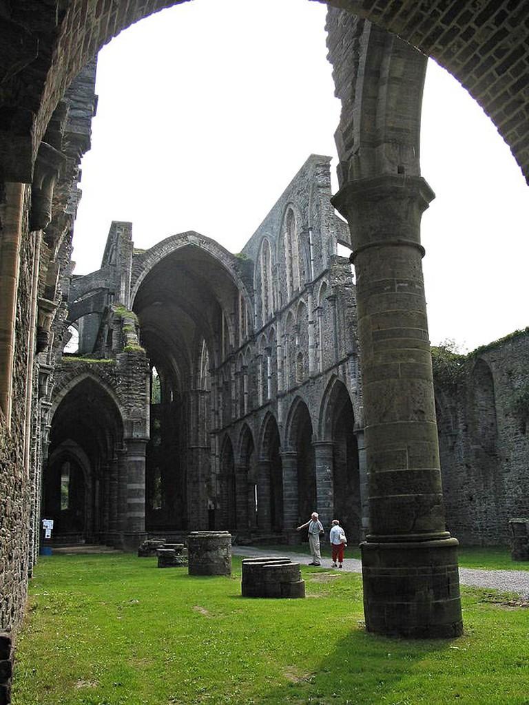 Villers Abbey | WikiCommons/Jean-Pol Grandmont