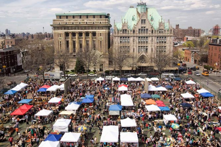 Brooklyn Flea at Fort Greene
