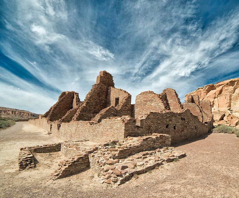 John Fowler, Chaco Culture National Historical Park- Creative Commons