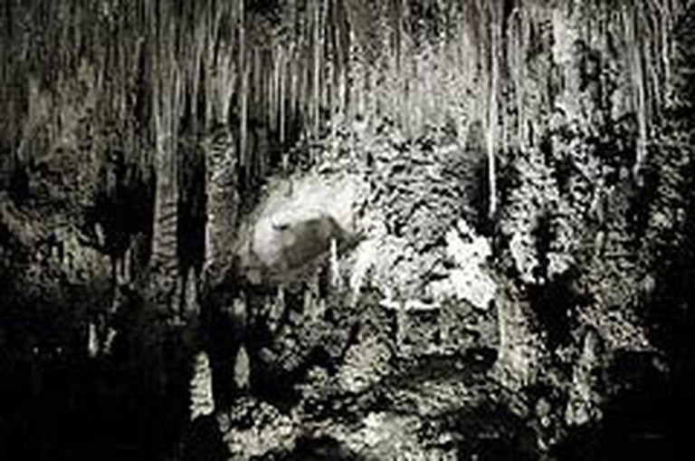 Carlsbad Caverns by Mary Madigan - Creative Commons