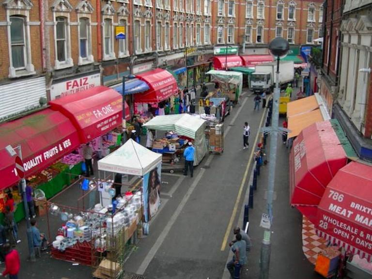 Brixton Market | © Danny Robinson/Geograph commons