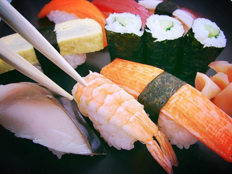 Sushi | © Tony Gladvin George/Flickr