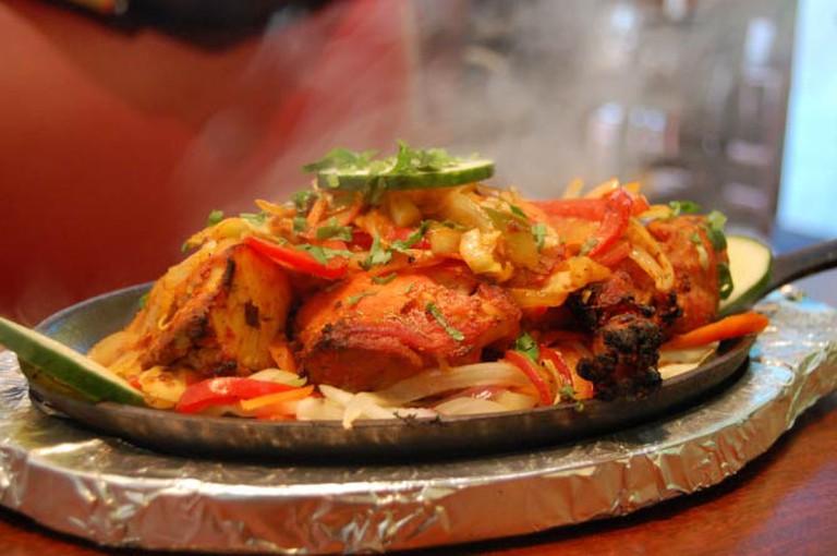 Tandoori Chicken | © stu_spivack/Flickr
