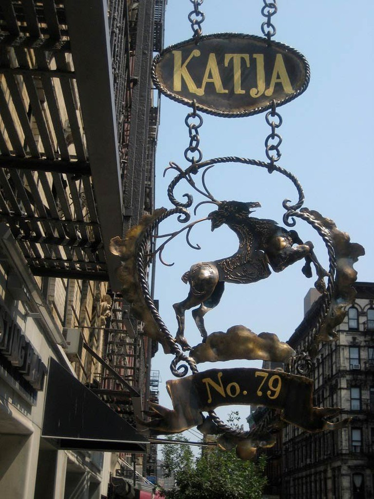 Cafe Katja Restaurant