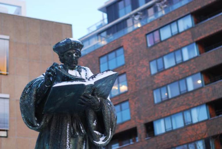 Erasmus, Hendrik de Keyser | © daarwasik/Flickr