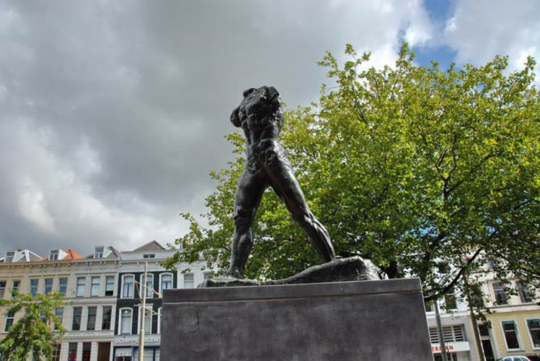 L'homme qui marche, Auguste Rodin | © facemepls/Flickr