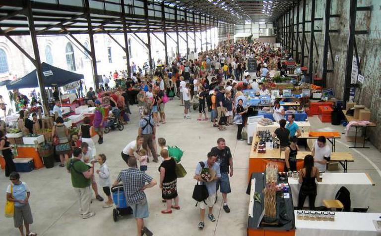 Eveleigh Farmers' Market | © Charles Haynes/Flickr