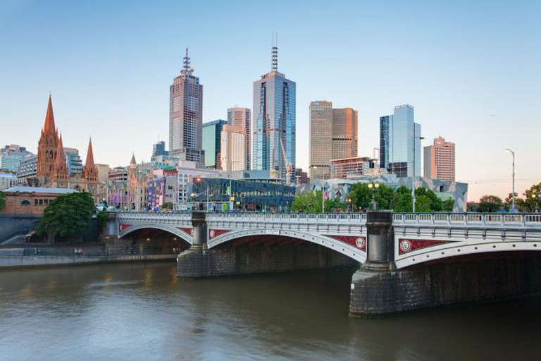 Melbourne Skyline | © Diliff/WikiCommons
