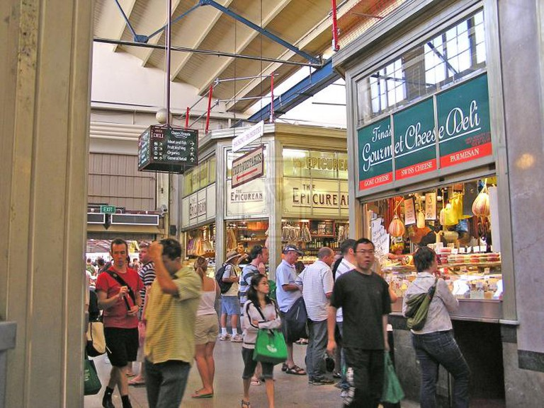 Queen Victoria Market | © Gotoff/DeviantArt