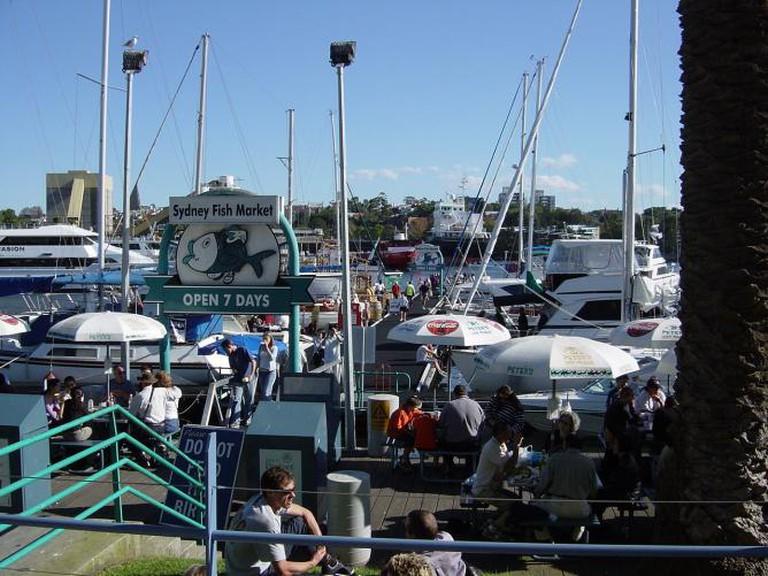 Sydney Fish Market | © Jnpet/WikiCommons