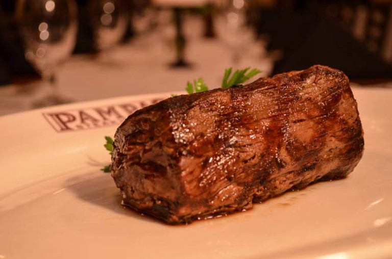 Pampas Steakhouse steak | Courtesy Pampas Steakhouse
