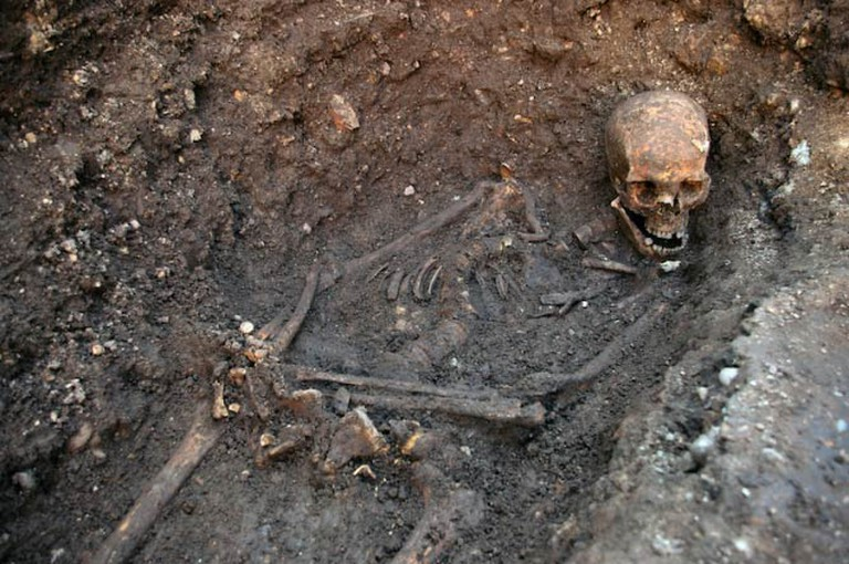 Richard III's remains