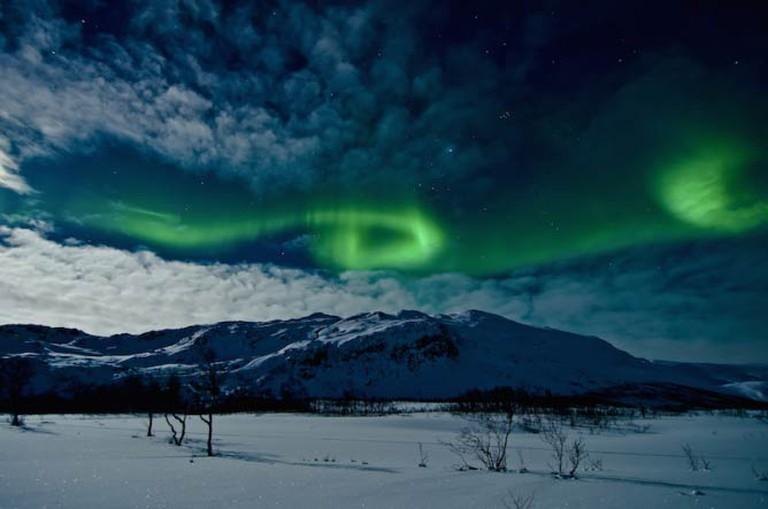 Aurora Borealis, Tromsø, Norway