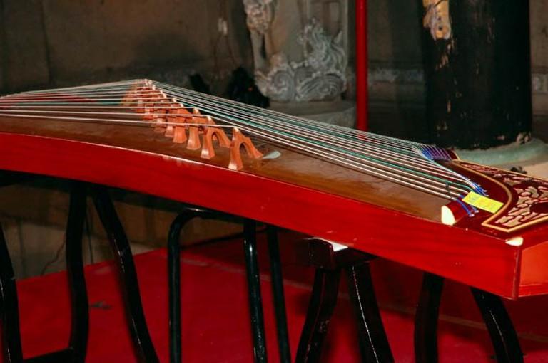 guzheng |© whkoh/Wikicommons