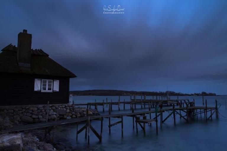 Blue Storm - Thurø, Denmark © Guiie Sandgaard Ferrer