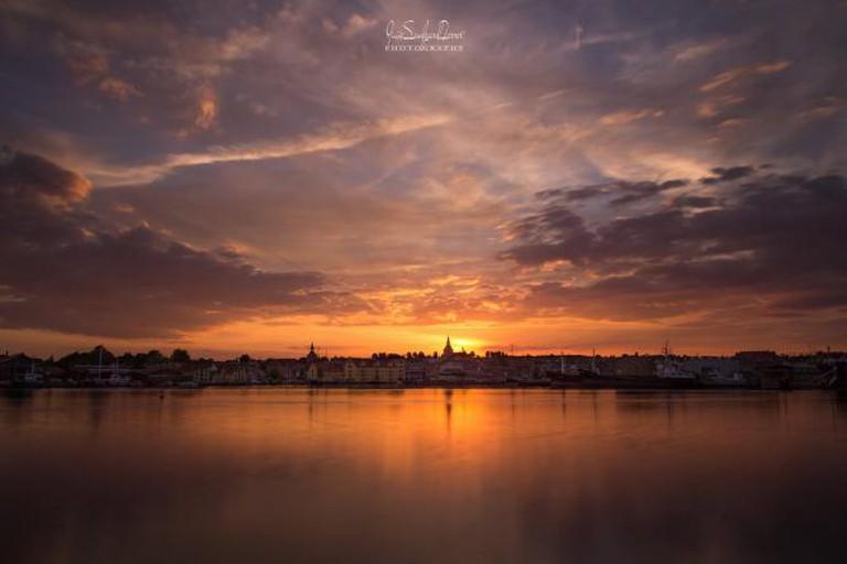 Svendborg Havn Sunset - Svendborg, Denmark © Guiie Sandgaard Ferrer