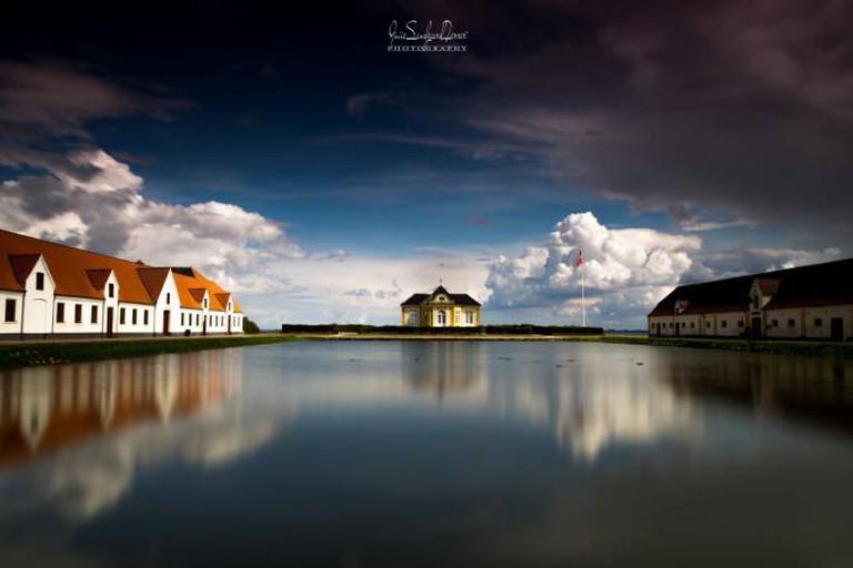Tea Pavilion - Valdemars Slot, Tåsinge, Denmark © Guiie Sandgaard Ferrer