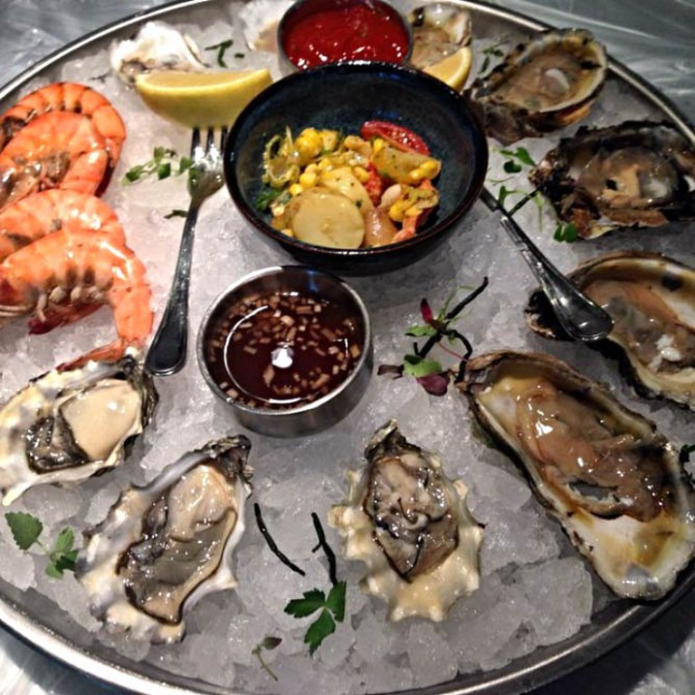 Fruitti de Mare | Courtesy of Seafood R'evolution
