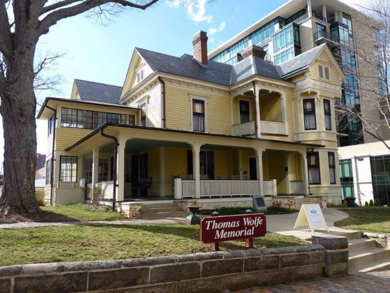 The Thomas Wolfe Memorial House