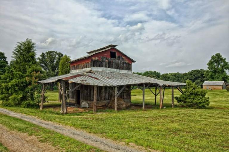 Rural North Carolina | © tpsdave/pixabay