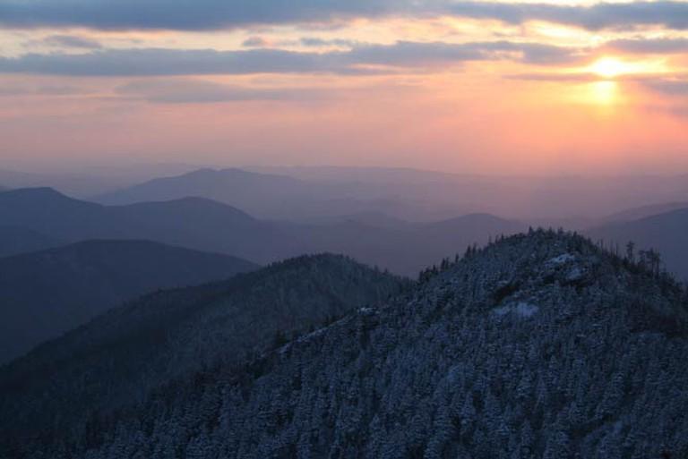 Great Smokey Mountains | © Aviator31/WikimediaCommons