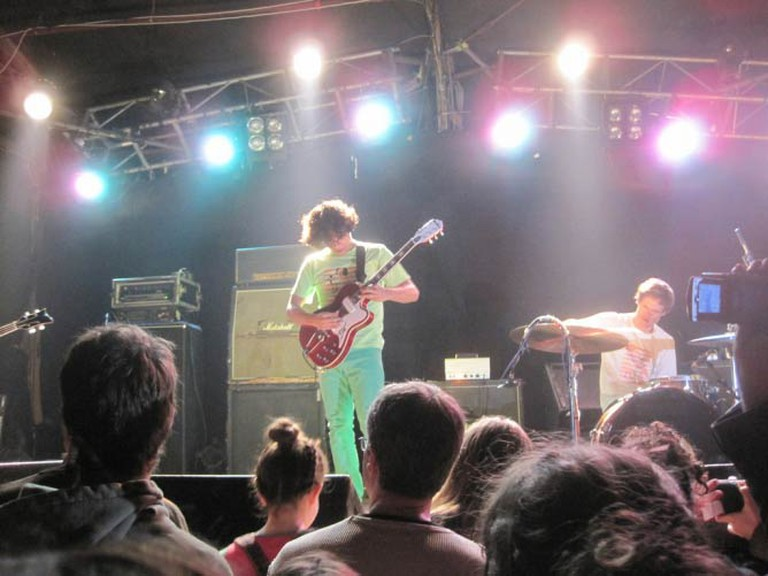 Deerhoof at Barby Tel Aviv | © Jonathan Rauch/Flickr