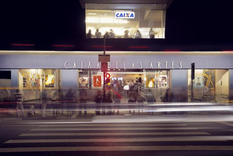 Caixa Belas Artes © Letícia Godoy/Caixa Belas Artes