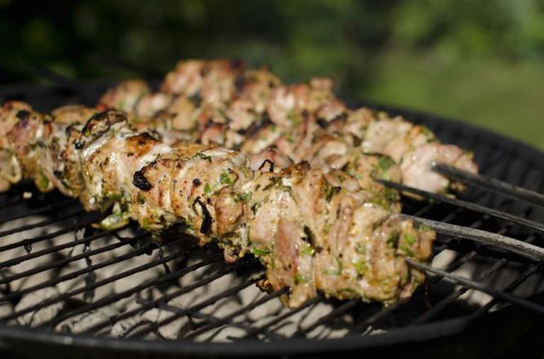 kebab meat israel