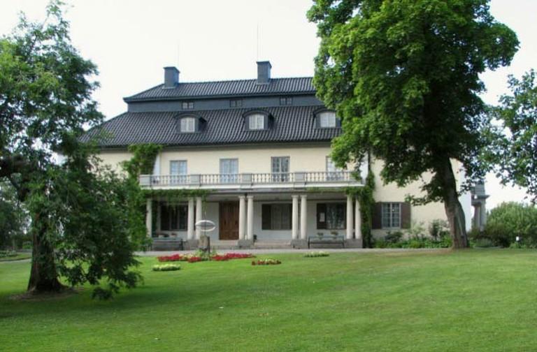 Selma Lagerlof's Mårbacka at Sunne | © I. Leojth/ WikiCommons